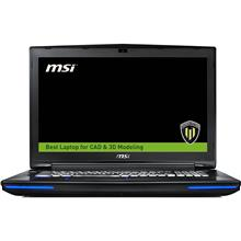 MSI WT72 6QM Workstation E3-1505M 32GB 1TB 8GB Full HD Laptop